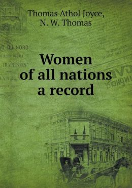 Women of all nations a record
