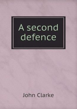 A second defence