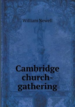 Cambridge church-gathering
