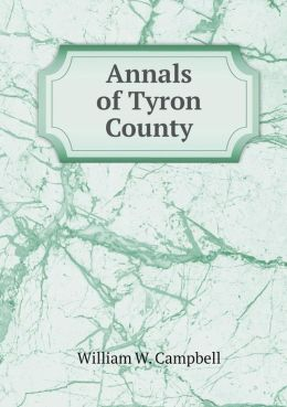 Annals of Tyron County