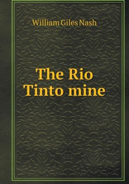 The Rio Tinto mine