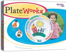 Plate Works: Create Your Own Plate, Bowl or Mug!