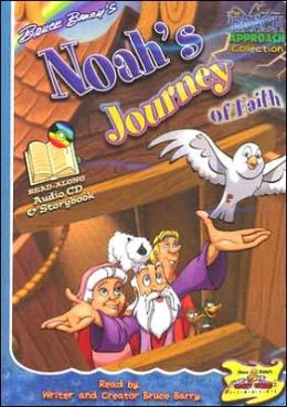 Noah's Journey of Faith Read along CD and Storybook
