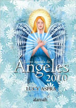Libro agenda de angeles 2010