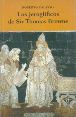 Los jeroglificos de Sir Thomas Browne
