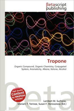 Tropone