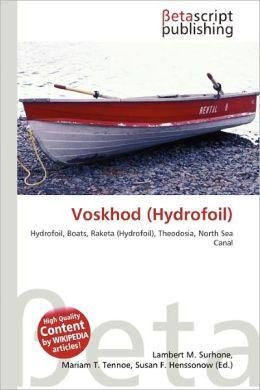 Voskhod (Hydrofoil)