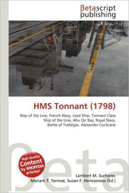HMS Tonnant (1798)
