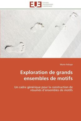 Exploration De Grands Ensembles De Motifs