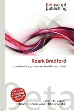 Roark Bradford