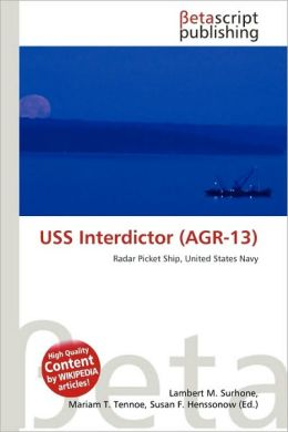 USS Interdictor (AGR-13)