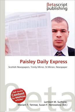 Paisley Daily Express