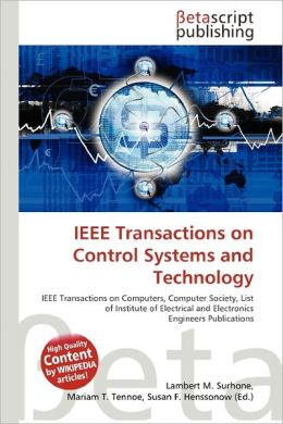 IEEE Transactions on Control Systems Technology