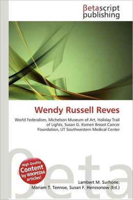 Wendy Russell Reves