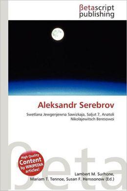 Aleksandr Serebrov