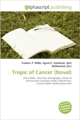 Tropic Of Cancer (Novel)