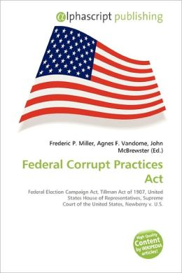 an analysis of federal election campaign reform in united states In 2010, the us supreme court overturned part of the federal campaign finance law in a case known as citizens united v federal election commission  according to the bill of rights institution, in the citizens united v.
