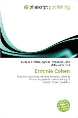 Erminie Cohen