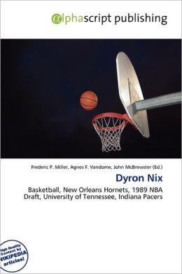 Dyron Nix