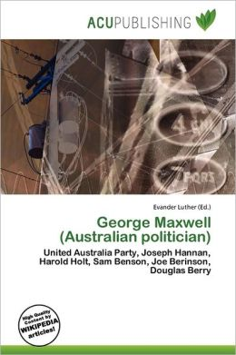 george maxwell s decision George maxwell (1804–1880) was a professional collector of plants and insects in southwest australia the botanical specimens he obtained were used to make formal descriptions of the region's plant species.