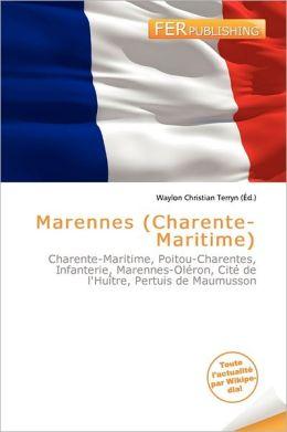 Marennes (Charente-Maritime)