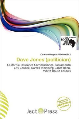 Dave Jones (Politician)