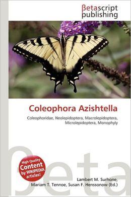 Coleophora Azishtella
