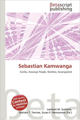 Sebastian Kamwanga