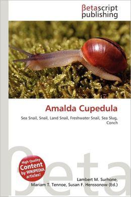 Amalda Cupedula