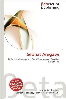 Sebhat Aregawi