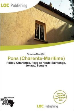 Pons (Charente-Maritime)