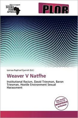 Weaver V Natfhe