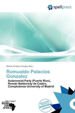Romualdo Palacios Gonzalez