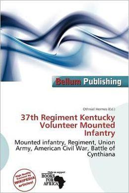 37th Regiment Kentucky Volunteer Mounted Infantry
