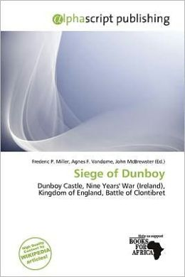 Siege Of Dunboy