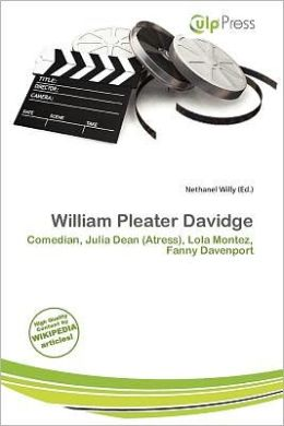 William Pleater Davidge