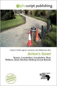 Anton's Gowt