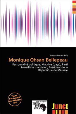 Monique Ohsan Bellepeau