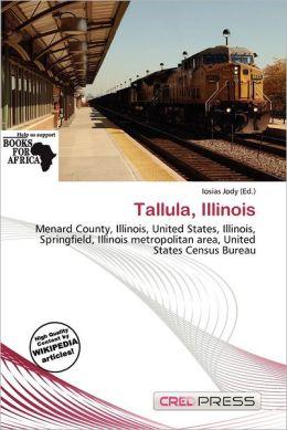 Tallula, Illinois
