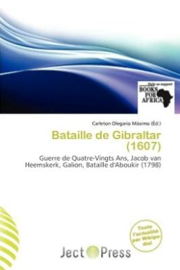 Bataille de Gibraltar (1607)