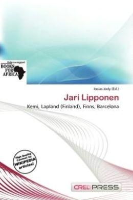 Jari Lipponen