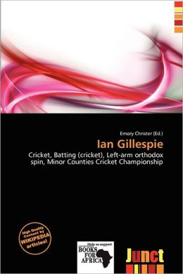 Ian Gillespie