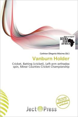 Vanburn Holder