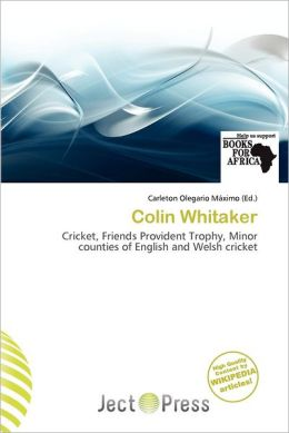 Colin Whitaker