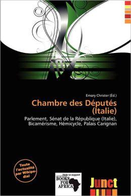 Chambre des D put s (Italie)