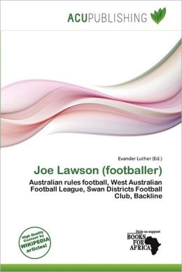 Joe Lawson (footballer)