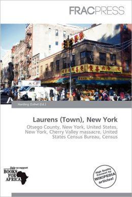 Laurens (Town), New Yorklaurens town