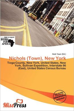 Nichols (Town), New Yorknichols town