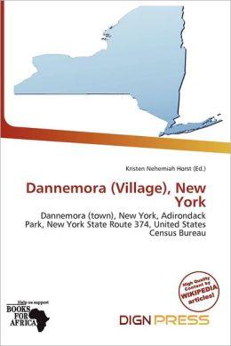 Dannemora (Village), New York by Kristen Nehemiah Horstdannemora village