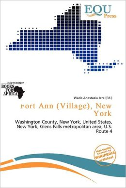 Fort Ann (Village), New Yorkfort ann village